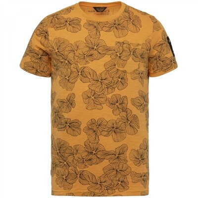 PME Legend | Slub Jersey Printed T-Shirt PTSS214556-2129