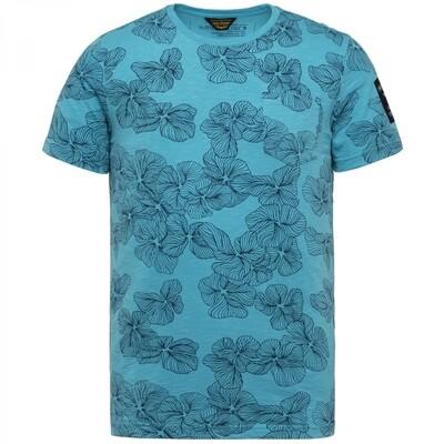 PME Legend | Slub Jersey Printed T-Shirt PTSS214556-5255
