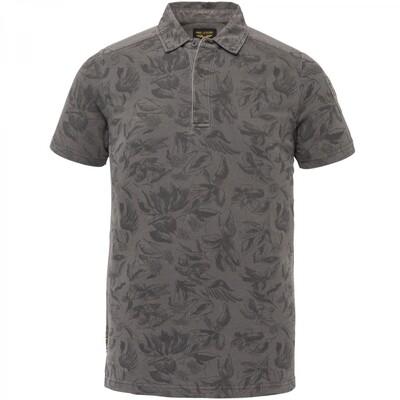 PME Legend   Garment Dye Short Sleeve Polo PPSS212865-9114