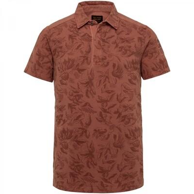 PME Legend | Garment Dye Short Sleeve Polo PPSS212865-3042