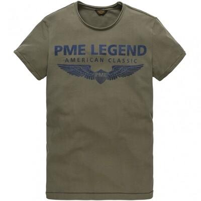PME Legend | R-neck Single Jersey T-shirt PTSS000501-6414