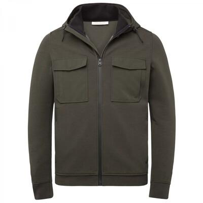 Hooded Cotton Interlock Sweat CSW215405-6154
