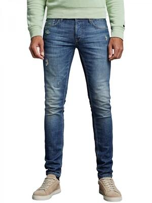 Riser Slim Fit Jeans CTR215709-AUD