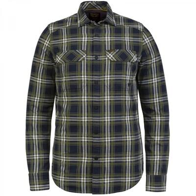 PME Legend   Twill Check Shirt PSI215224-6381