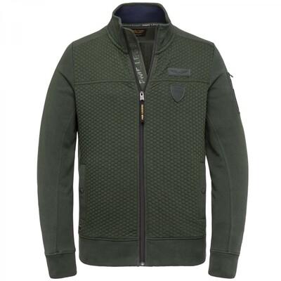 Structured Sweat Full Zip Jacket PSW215418-6219