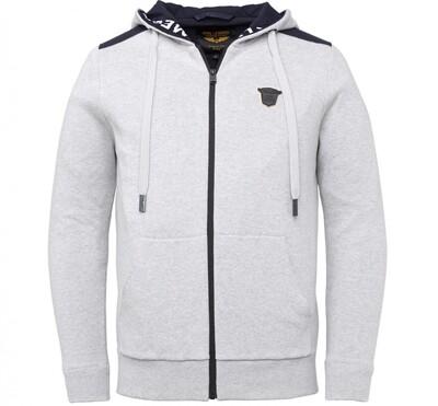 Hooded Jacket Cotton Knit PKC215343-960