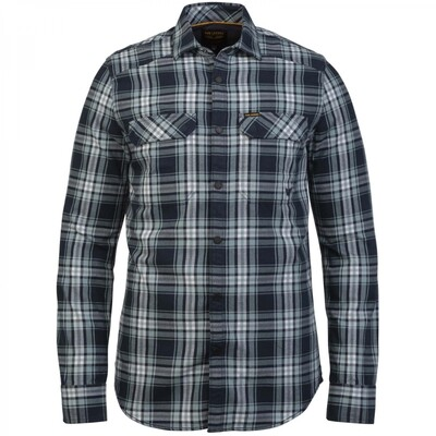 PME Legend   Twill Check Shirt PSI215224-5145