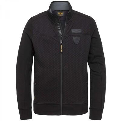 Structured Sweat Full Zip Jacket PSW215418-999