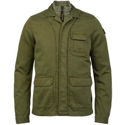 Cargo Shirt Jacket PSI215220-6381