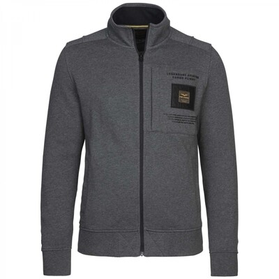 PME Legend | Soft Sweat Zipper Jacket PSW215431-996