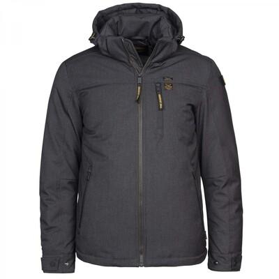 Semi Long Jacket Strator Melange Twill PJA215122-9123