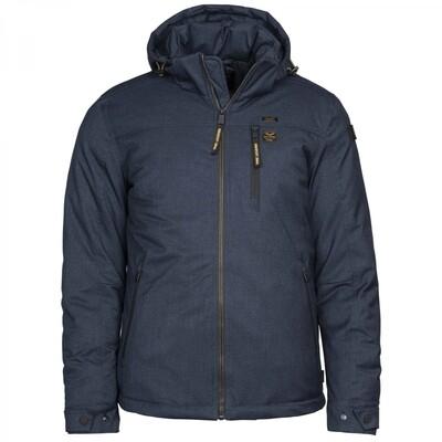 Semi Long Jacket Strator Melange Twill PJA215122-5281