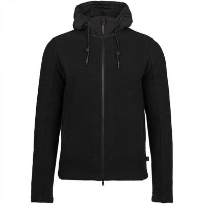 PME Legend   XV Hooded Cardigan PKC215353-999
