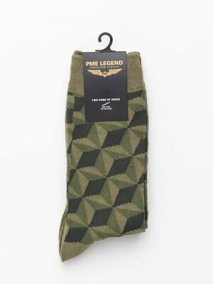 Cotton Blend Socks PAC215901-6219