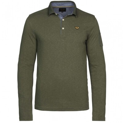 Fine Stripe Jersey Polo PPS215830-6219