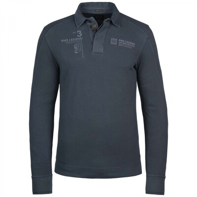 Long Sleeve Polo Rugged Pique PPS215831-5288