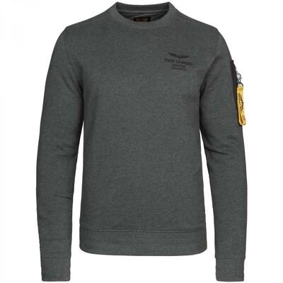 Long Sleeve R-Neck Brushed Sweat PSW216420-996
