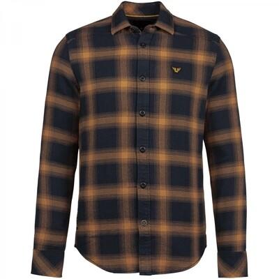 Long Sleeve Shirt Twill Check PSI216203-8214