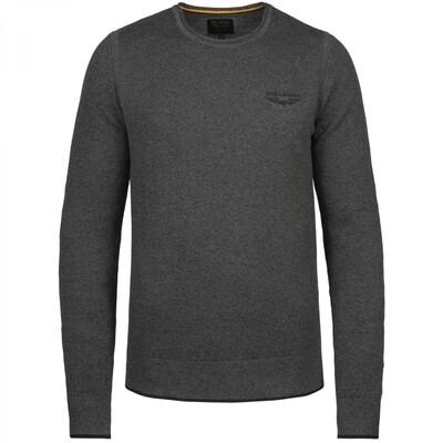 R-Neck Cotton Knit PKW216300-996