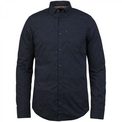 Long Sleeve Shirt Poplin With All-Over Print PSI216201-5288