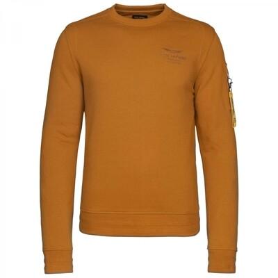 Long Sleeve R-Neck Brushed Sweat PSW216420-8214