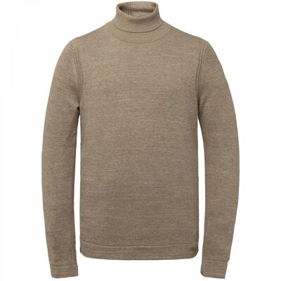 Roll Neck Cotton Heather Plated CKW216322-8092