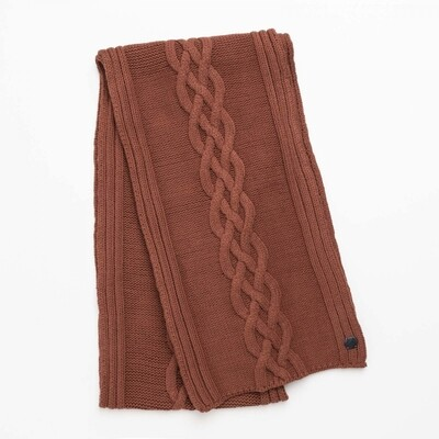 Knitted Scarf CAC216101-3051