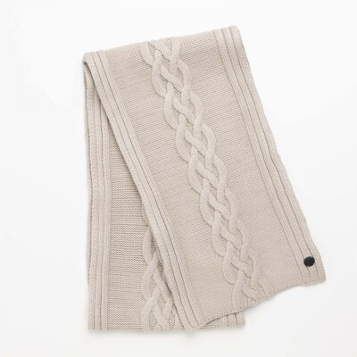 Knitted Scarf CAC216101-7074