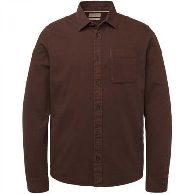 Long Sleeve Shirt Regular Fit Heavy Twill CSI216220-8175