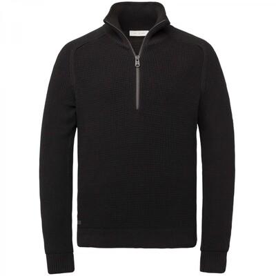 Half Zip Collar Sweater CKW216330-999
