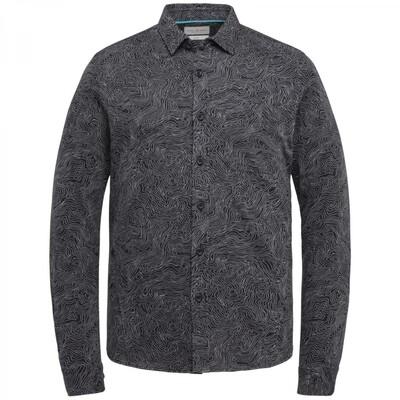 Long Sleeve Shirt Print On Loopsweat CSI216216-999