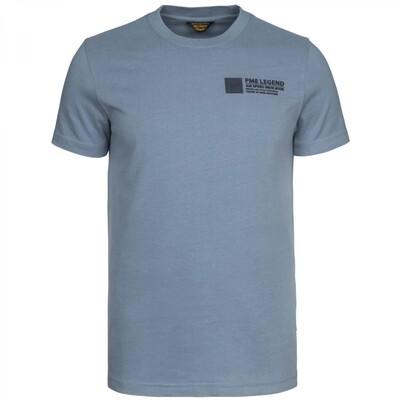 Short Sleeve R-Neck Peach Heavy Jersey PTSS216571-5132