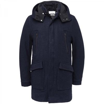 Long Jacket Boiled Wool Rearwing CJA216143-599