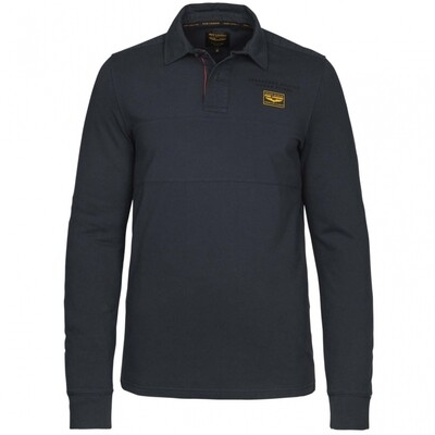 Long Sleeve Polo Pique Stretch PPS216836-5288