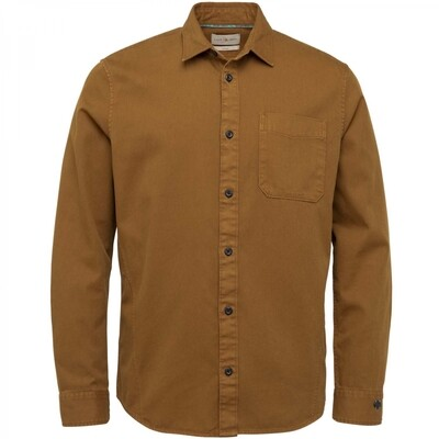 Long Sleeve Shirt Regular Fit Heavy Twill CSI215207-8197
