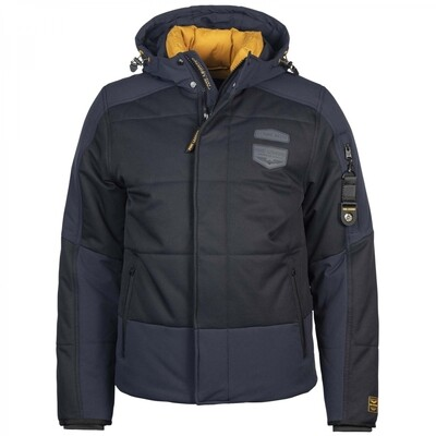 Semi Long Jacket Iciclair Coarse Twill PJA216102-599