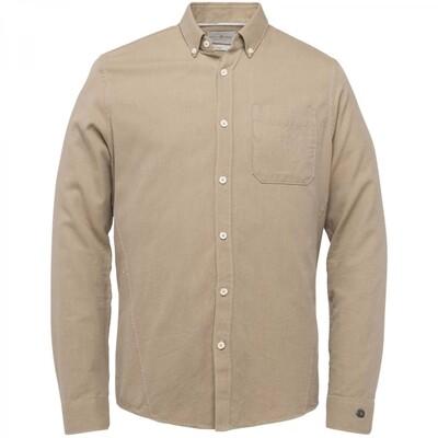 Long Sleeve Shirt Brushed Flannel Twill CSI216217-8092