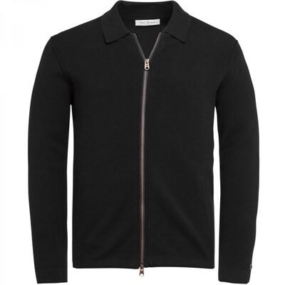 Zip Jacket Soft Viscode Blend CKC216355-999