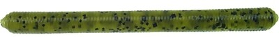"""Zoom 003019 Fish Doctor Finesse Worm, 4"""", 20Pk, Watermelon Seed"""