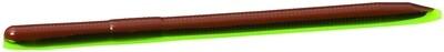 """Zoom 128372 Z-3 Swamp Crawler Finesse Worm, 5 5/8"""", 10Pk, Bold Bluegill"""