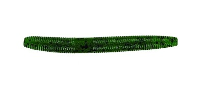 "Yamamoto 9B-10-194J Slim Senko Worm 3"", 10pk, Fading Watermelon"