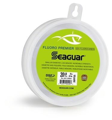 Seaguar 100FP25 Premier Fluorocarbon Leader Material 100Lb