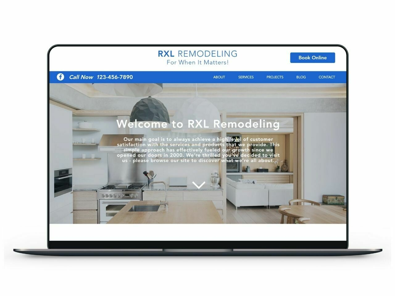 RXL Remodeling Template
