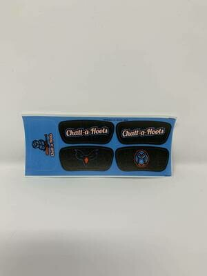 Eyeblack Stickers
