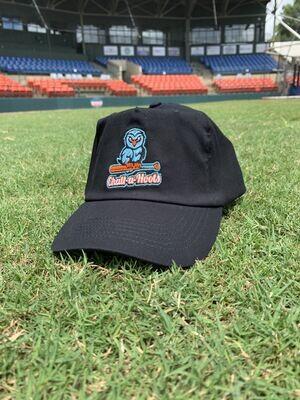 Velcro Strap Logo Hat