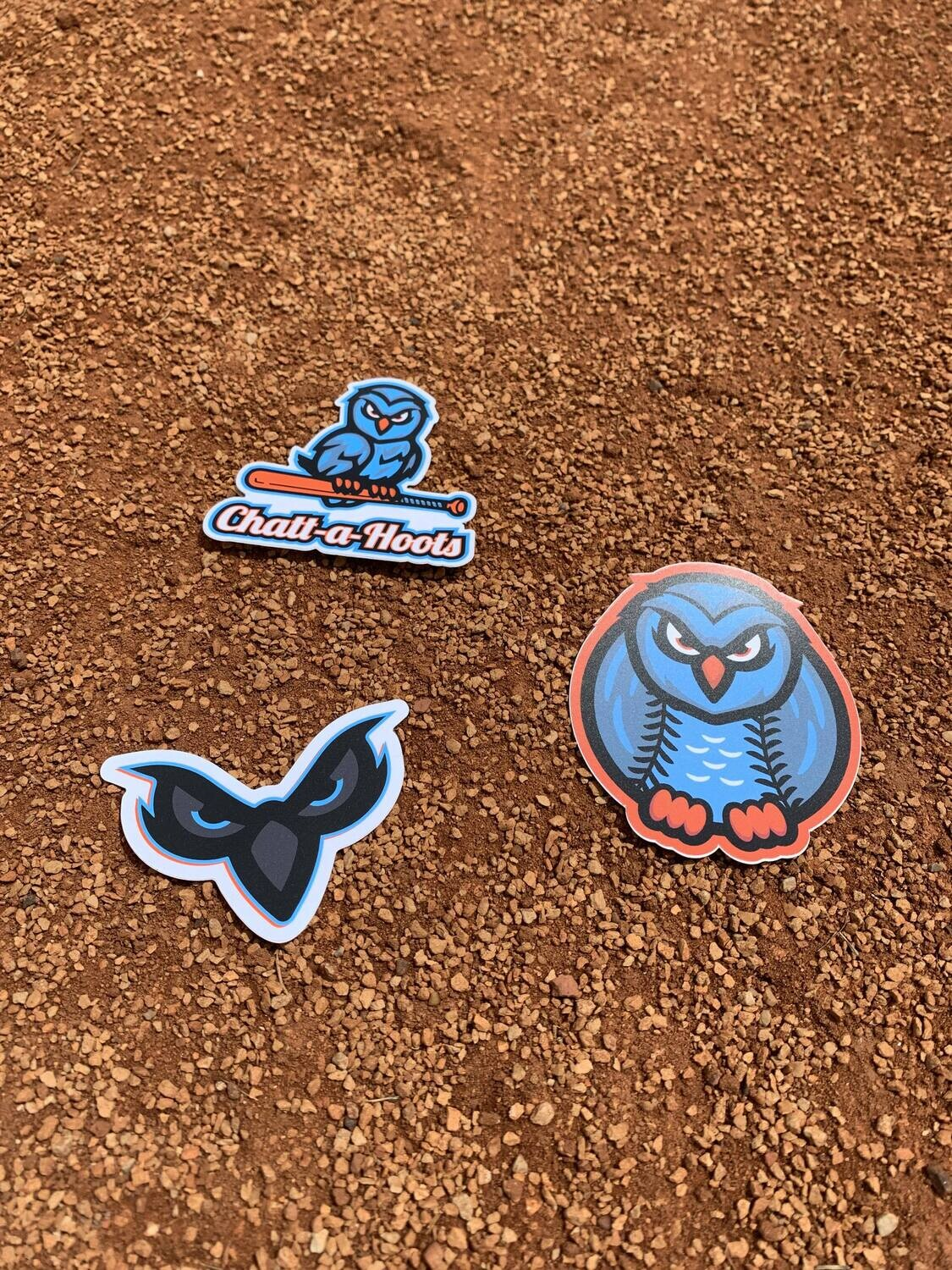 Hoots Stickers
