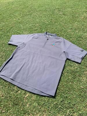 Short Sleeve 1/4 Zip New Era Cage Jacket