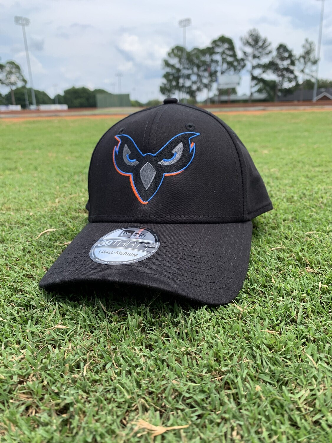 New Era Structured Stretch Angry Eyes Cap