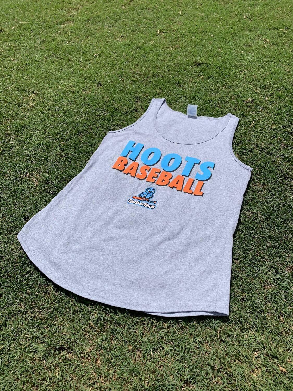 Ladies Hoots Baseball TT