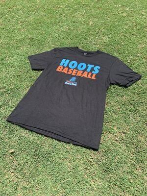 Hoots Baseball Tee SS